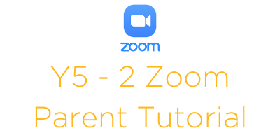 Zoom Tutorial for Parents